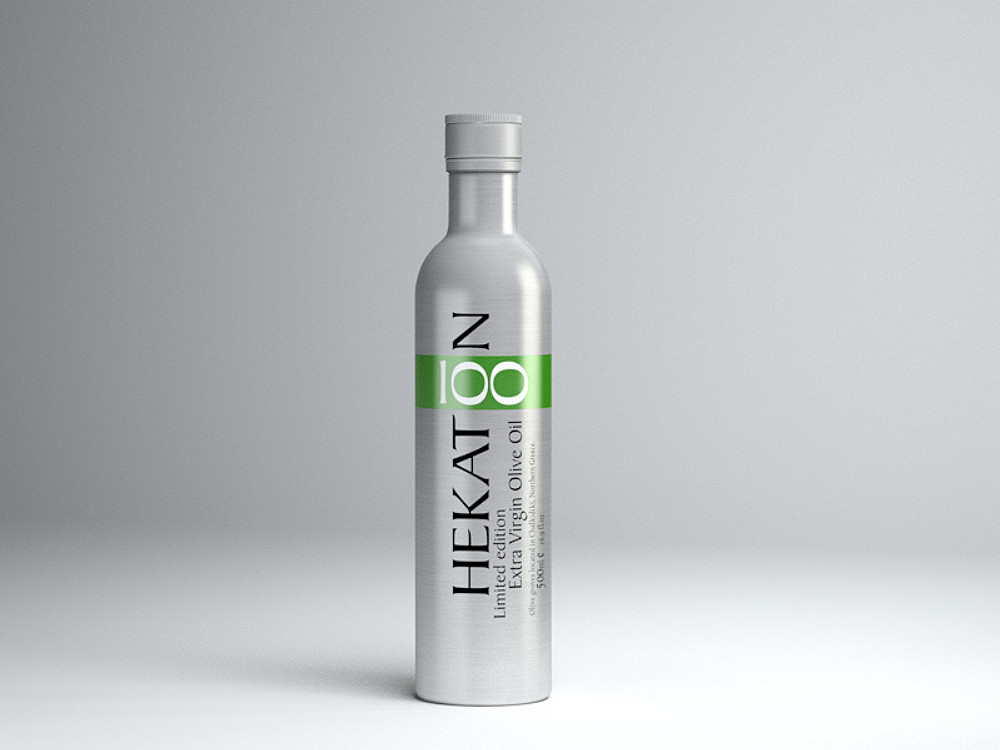 HEKATON 500ml limited aluminium edition